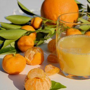 mandarini benefici