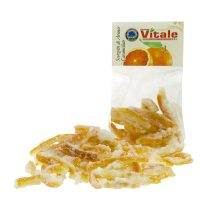 Scorzette di arance Candite Siciliane Vitale