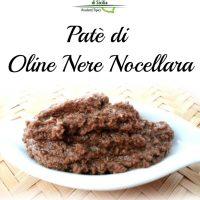 Patè di Olive Nere Siciliane