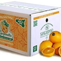6 kg di arance + 1 kg di limoni