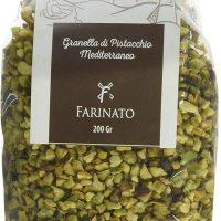 Farinato Granella Pistacchio - 200 gr